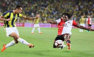 Fenerbahçe 3- Feyenoord 3