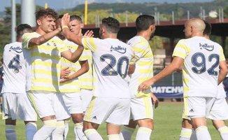 Fenerbahçe 3- Fulham 0