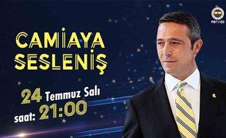 Fenerbahçe'de gözler Başkan Ali Koç'un açıklamasında