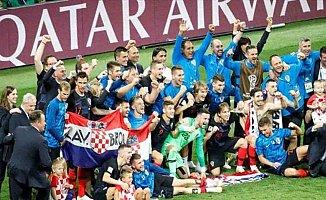 Finalin adı Fransa-Hırvatistan oldu