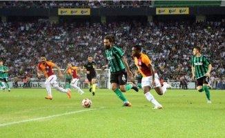 Galatasaray 3-Sakaryaspor 0