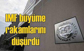 IMF Türkiye'nin büyüme tahminlerini aşağı çekti