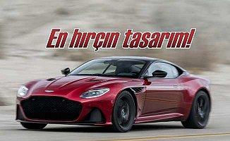 Aston Martin, yeni amiral gemisini tanıttı   DBS Superleggera sahnede