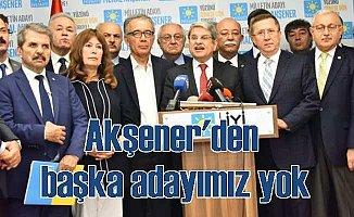İYİ Parti'de Akşener'i ikna etme ekibi kuruldu