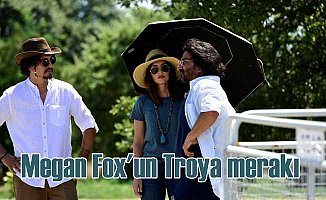 Megan Fox Troya'da
