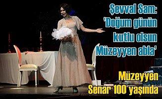 Müzeyyen Müzikali: Müzeyyen Senar'ın 100. doğum günü kutlanıyor