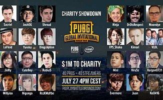 PGI 2018, Dünyanın en iyileri 1 milyon dolar bağışlamak için yarışacak