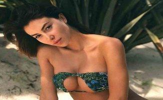 Plajlarda yeni bikini modası esiyor