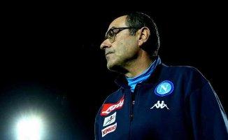 Sarri Chelsea'nın yeni teknik direktörü oldu