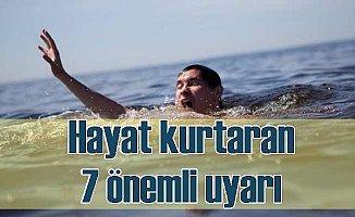 Suda Boğulmaya Karşı Hayat Kurtaran 7 İlk Yardım Önerisi