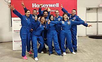 Türkiye'den 8 öğretmen ABD'de uzay yarışına katıldı