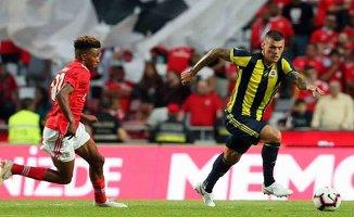 Benfica 1- Fenerbahçe 0