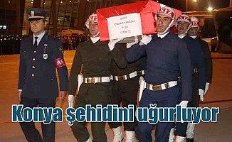 Beyşehirli şehit Osman Karağlı bugün uğurlanıyor