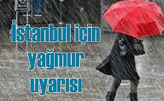 Bugün hava nasıl olacak: İstanbul için uyarı geldi