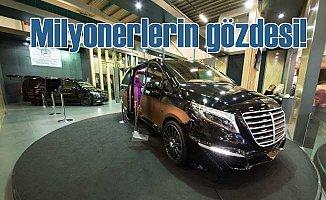 Dünya'da en çok kullanılan VIP araçlar Türkiye'de üretiliyor