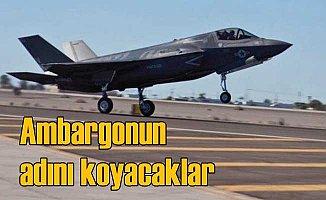 F-35 ambargosu hakkında önemli gelişme