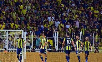 Fenerbahçe erken veda etti