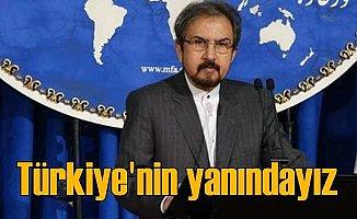 İran'dan Ankara'ya üst üste destek mesajları geldi