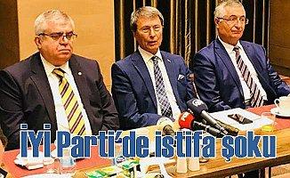 İYİ Parti'de şok istifalar: 4 önemli isim bugün istifa ediyor