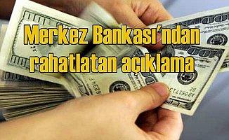 Pazartesi günü dolar açıklaması: Merkez Bankası piyasaları rahatlattı