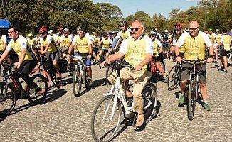 Skoda Avek'le Troia'dan Bergama'ya Bisiklet Turu