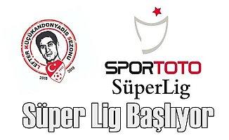 Süper Lig Lefter adıyla başlıyor...