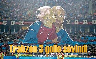 Trabzonspor, Sivas'ı devirdi; 3-1