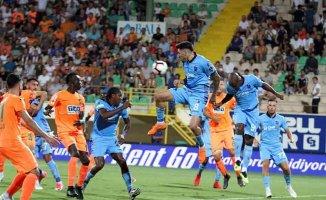 Alanyaspor 1- Trabzonspor 0