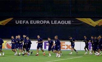 Fenerbahçe, Dinamo Zagrebdeplasmanında