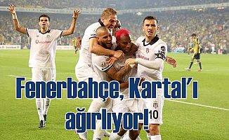 Fenerbahçe Beşiktaş Derbisi | Fenerbahçe: 1 - Beşiktaş: 1 (Maç Sonucu)