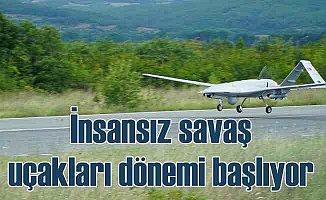 Geleceğin savaş uçakları insansız olacak