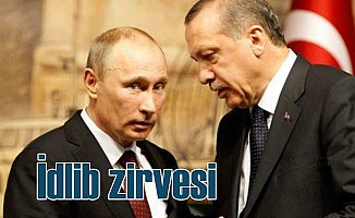 Putin Erdoğan İdlib için buluşuyor