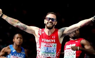 Ramil Guliyev Yılın Atleti'ne aday