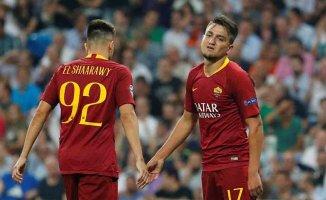 Real Madrid 3- Roma 0