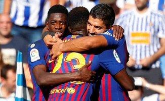 Real Sociedad 1- Barcelona 2