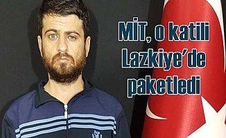 Reyhanlı katliamı zanlısı Yusuf Nazik'i MİT paketledi