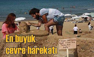 Sarıyer Belediyesi, İstanbul'un en büyük doğa hareketini başlatıyor