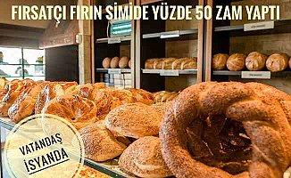 Simit fiyatı ekmek fiyatını solladı