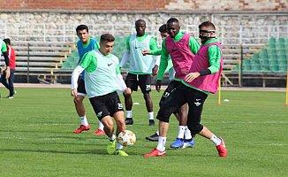 Akhisarspor , Sevilla maçı hazırlıklarına başladı