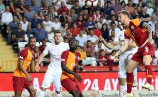 Antalyaspor 0- Galatasaray 1