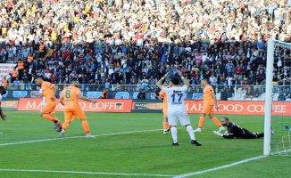 BB Erzurumspor 1- A. Alanyaspor 0