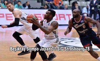 Beşiktaş Sompo Japan evinde kayıp