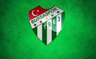 Bursaspor'da iki oyuncu kadro dışı kaldı