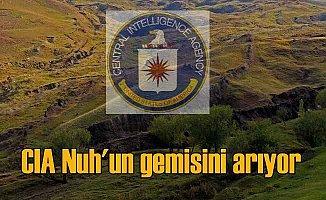 CIA, casus uçaklarla Nuh'un gemisini arıyor