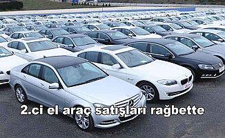 Daralan otomotiv sektörü 2.ci el satışa yöneldi