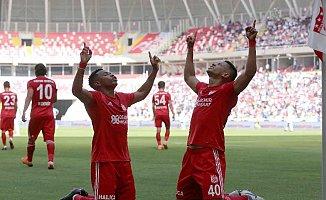 DG Sivasspor 2- Bursaspor 0