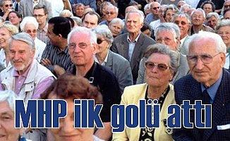 Emeklilikte Yaşa Takılanlar için TBMM'de tarihi oylama