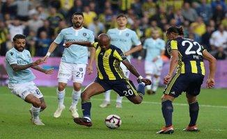 Fenerbahçe 0- Medipol Başakşehir 0