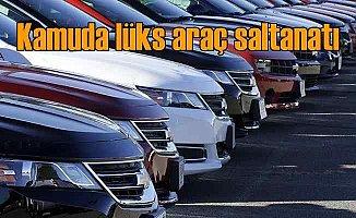 Kamuda lüks araç saltanatı durmadı: Mercedes aşkı