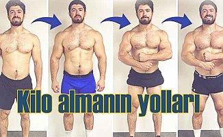 Kilo almanın yolları | Nasıl kilo alınır?Sağlıklı kilo almanın ip uçları